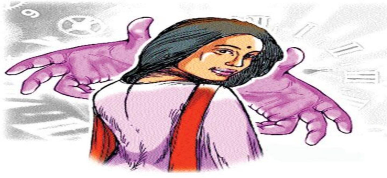 प्रअ दिनेश चौरसियाद्वारा छात्रा माथि अश्लील व्यवहार