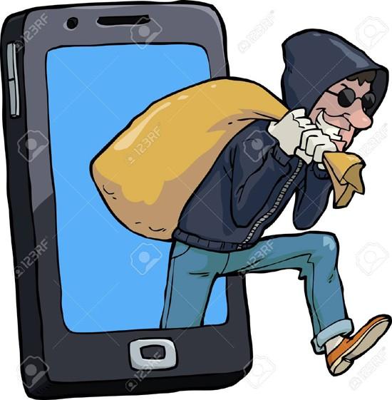 लाखौं मूल्य बराबरको मोबाइल चोरी