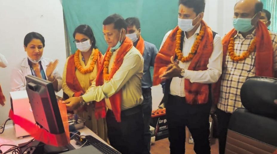 पोखरीया अस्पतालबाट आजदेखी क्षयरोगको परीक्षण तथा उपचार सुरु।