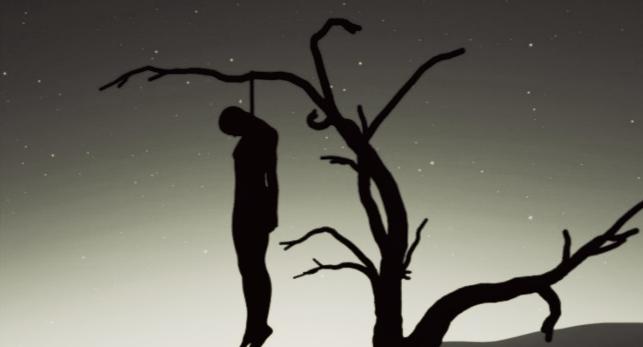 प्रहरी जवानद्वारा पासो लगाई आत्महत्या।