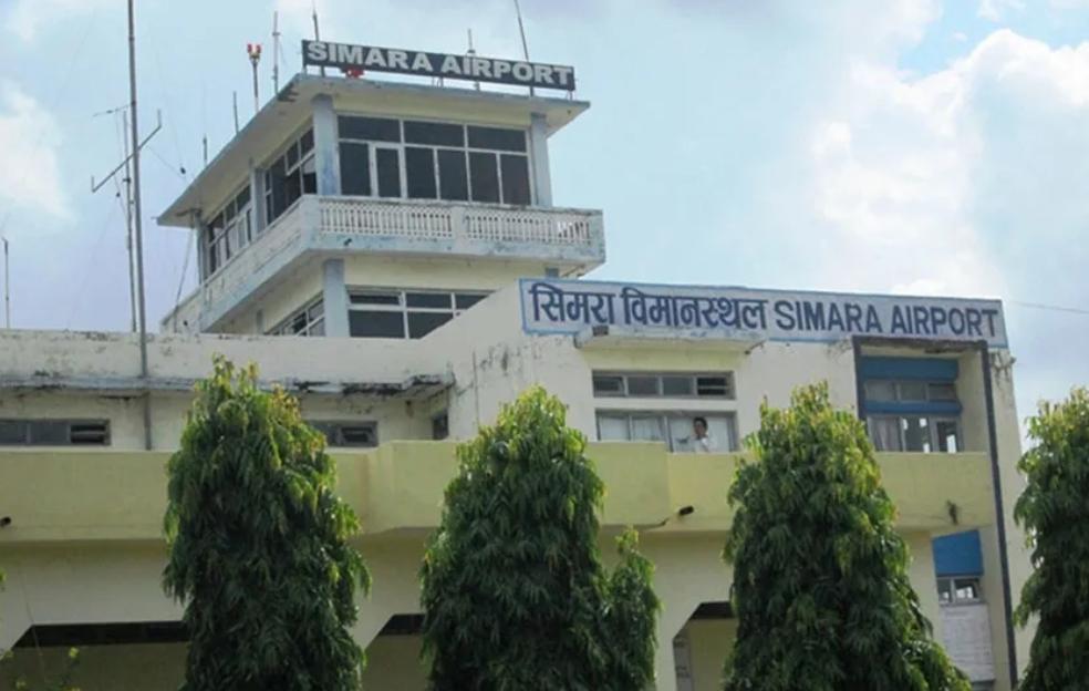 सिमरा-काठमाडौं हवाई उडानमा यात्रुको चाप बढदै।