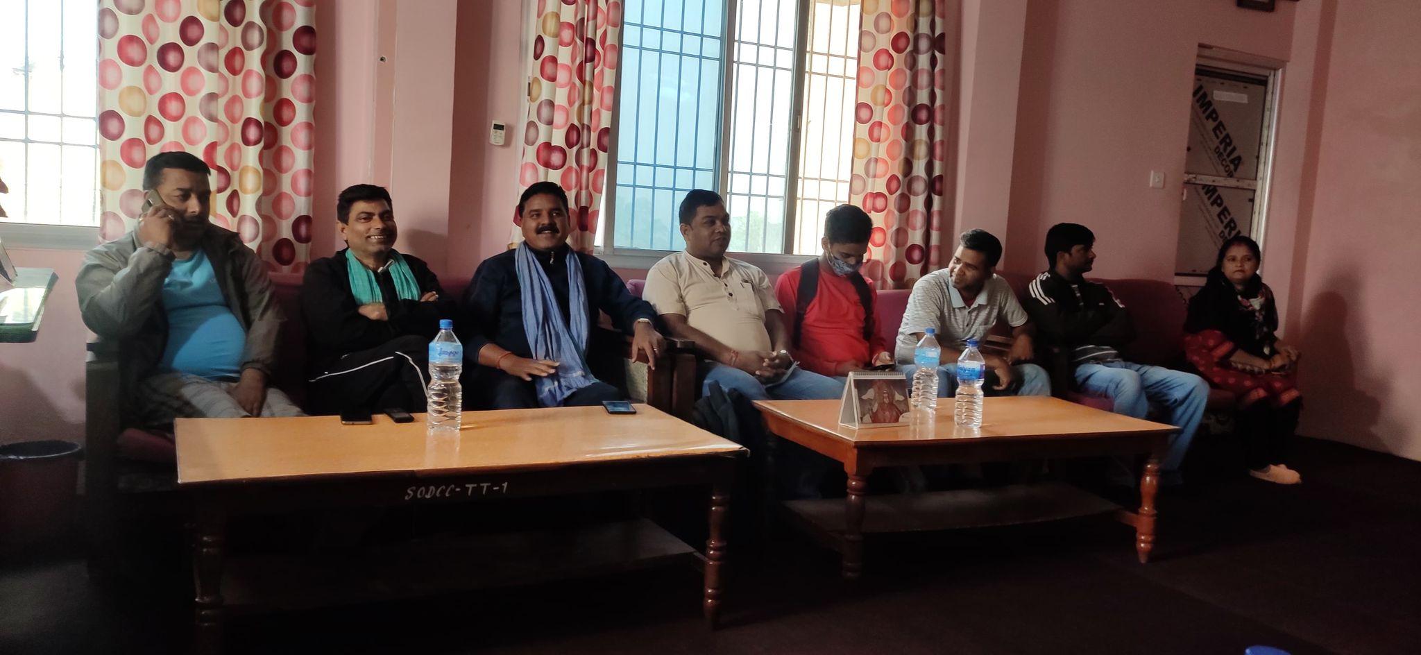 शिक्षामा युवाहरुको भुमिका बिषयक अन्र्तक्रिया कार्यक्रम सम्पन्न